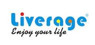 Liverageのロゴ