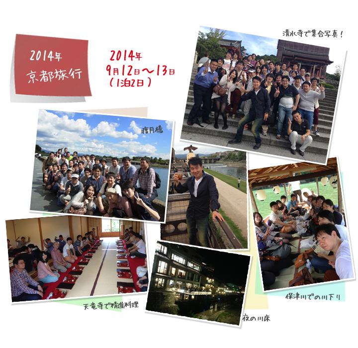 ワイズ2014年社員旅行
